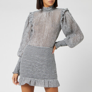 Bec & Bridge Women's Nadine Mini Dress - Check