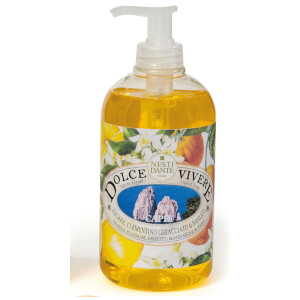 Nesti Dante Capri Liquid Soap 500ml