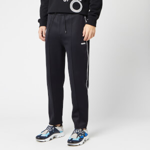 KENZO Men's Jersey Track Pants - Black
