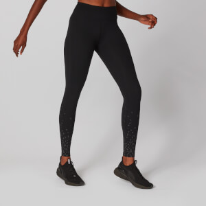 Elite Leggings - Musta