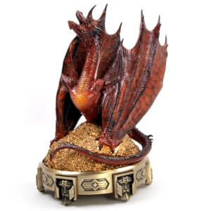 The Hobbit Smaug Incense Burner