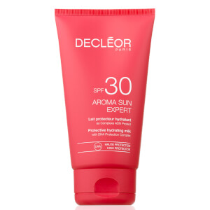 DECLÉOR Aroma Sun Body Protective Hydrating SPF30 Cream 150ml