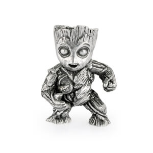 Mini-figurine Groot en étain Marvel - 5cm - Royal Selangor