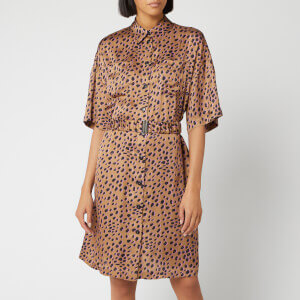 PS Paul Smith Women's Leopard Dress - Multi