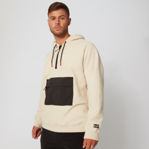 Keep Warm Hoodie - Cream