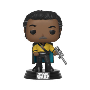 Star Wars The Rise of Skywalker Lando Calrissian Pop! Vinyl Figure