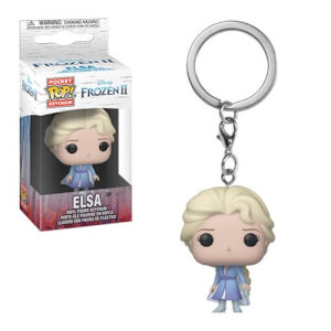 Porte-Clé Pocket Pop! Elsa - Disney La Reine Des Neiges 2