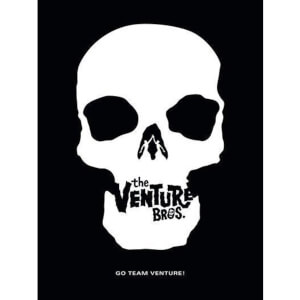 Dark Horse Bioshock Go Team Venture: Art and Making of the Venture Bros. Book