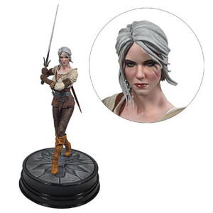 Figurine Ciri The Witcher 3 Wild Hunt Dark Horse