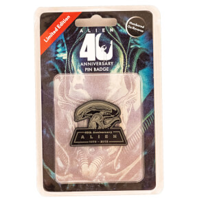 Alien - 40th Anniversary Limited Edition Enamel Pin Badge