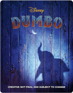 Dumbo 4K Ultra HD (incluye Blu-ray 2D) - Steelbook Edición Limitada Exclusivo de Zavvi (Edición GB)
