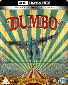 Dumbo 4K Ultra HD (Includes 2D Blu-ray) - Zavvi Exclusive Limited Edition SteelBook