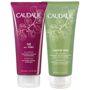 Caudalie Shower Gel Duo 200ml (Worth $24)