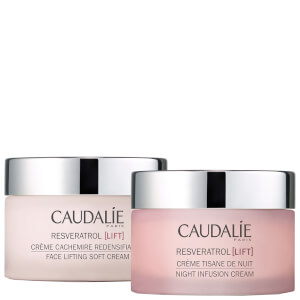 Caudalie Anti-Ageing Day and Night Firming Duo 50ml