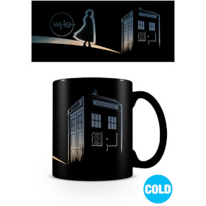Doctor Who (New Dawn) Heat Changing Mug