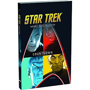 Eaglemoss Star Trek Graphic Novels Countdown - Volume 1