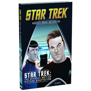 Eaglemoss Star Trek Graphic Novels 2009 Movie Adaptation - Volume 7