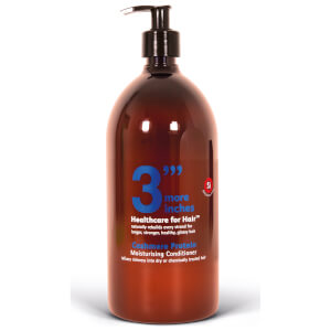 3 More Inches Cashmere Protein Moisturising Conditioner 1L