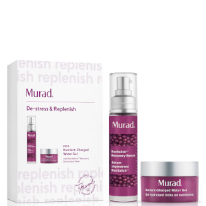 Murad De-Stress and Replenish Kit