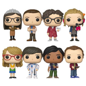 The Big Bang Theory Funko Pop! Bündel