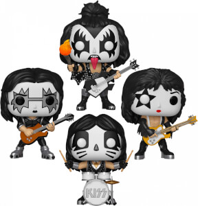 Kiss Pop! Vinyl - Funko Pop! Collection