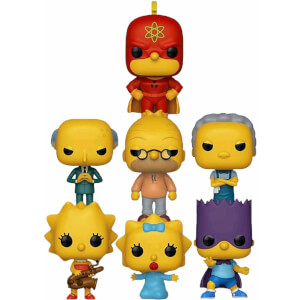 Simpsons Pop! Vinyl - Pop! Collection