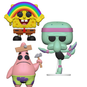 Spongebob S3 Pop! Vinyl - Pop! Collection
