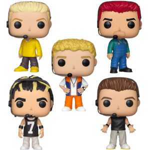 NSYNC Funko Pop! Vinyl - Funko Pop! Collection
