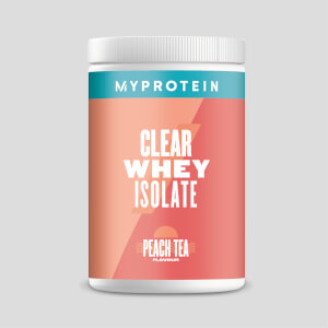 Myprotein Clear Whey Isolate, Peach Tea, 20 Servings