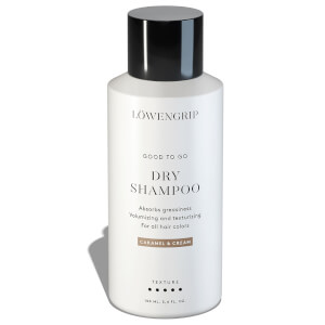 L?wengrip Good to go Caramel and Cream Dry Shampoo?100ml