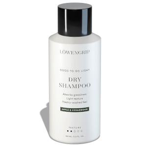 Löwengrip Good to go Light Apple and Cedarwood Dry Shampoo 100ml