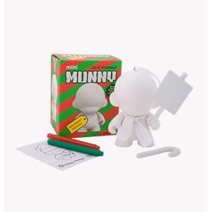 Kidrobot Mini Munny Ornament 4 Inch