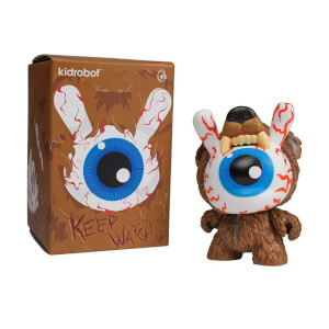 Kidrobot Mishka Keep Watch DUNNY 8 Inch Vinyl Figure