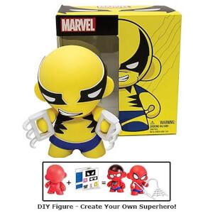 Kidrobot Munnyworld - 7 Inch Marvel Munny Wolverine DIY Vinyl