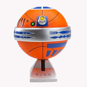 Kidrobot RJ-K5 Astrofresh Basketball Droyd