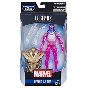 Hasbro Marvel Legends Series 6 Inch Living Laser Marvel Comics Collectible Figure
