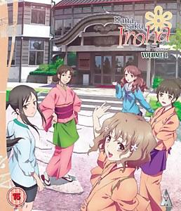 Hanasaku Iroha Part 1
