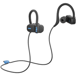JAM Live Fast In Ear Headphones - Black