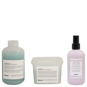 Davines Essential Minu Trio Pack (Worth $118.85)