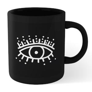 Eye Eye Mug - Black
