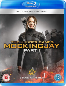 The Hunger Games: MockingJay Part 1 - Ultra HD