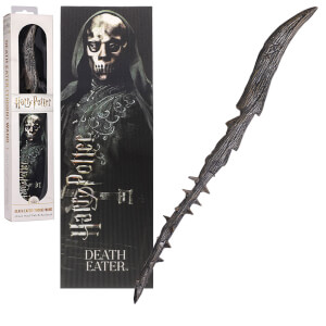 Death Eater (Thorn) 30cm PVC Wand with Prismatic Bookmark