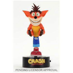 NECA Crash Bandicoot - Body Knocker - Crash