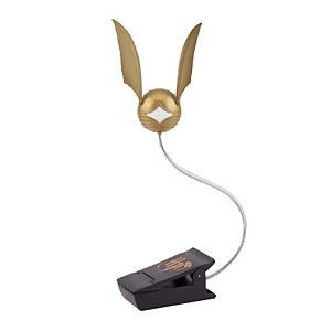Harry Potter Golden Snitch Lumi Clip