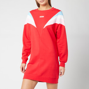 Levi's Women's Florence Crew Dress - Brilliant Red