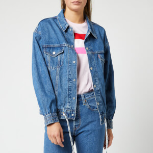 Levi's Women's Dad Sport Trucker Jacket - Double Cross