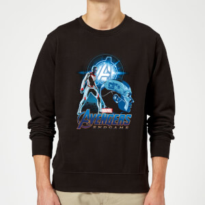 Sweat-shirt Avengers: Endgame Nebula Suit Homme - Noir