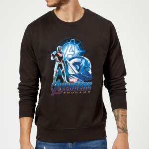 Sweat-shirt Avengers: Endgame Ant Man Suit Homme - Noir