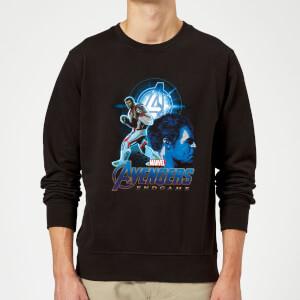 Avengers: Endgame Hulk Suit Sweatshirt - Black
