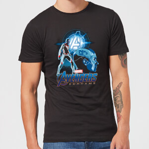 Avengers: Endgame Nebula Suit Men's T-Shirt - Black